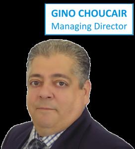 Gino Choucair Managing Director IT Genie