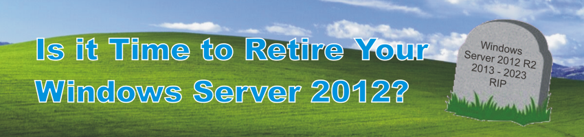MS Server 2012 EOL